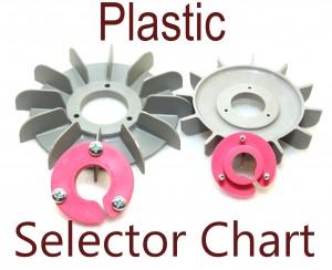Fan Plastic Selector