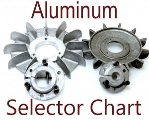 Fan aluminum Selector
