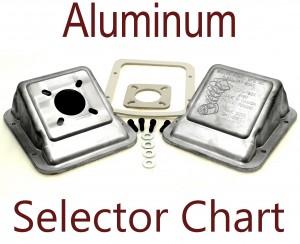 aluminum T-box selector